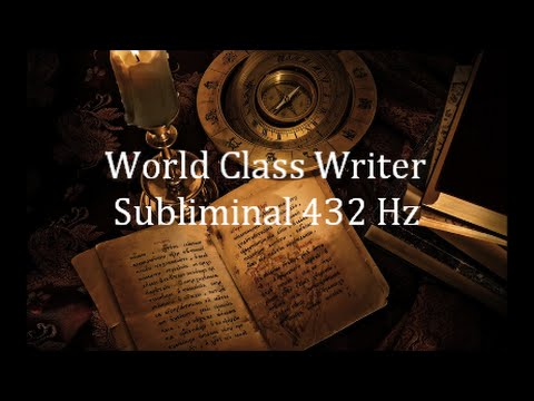 BECOME A WORLD CLASS WRITER
