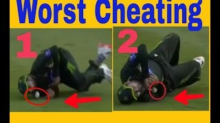 Worst Cheating Incidents In Cricket History (Updated 2016)