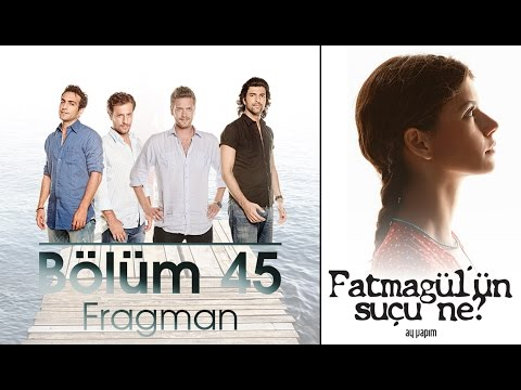 Fatmagln Suu Ne 45.Blm Fragman Video