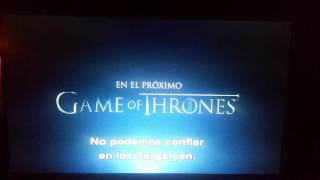 Avance game of thrones capítulo 2 temporada 7 s7e02