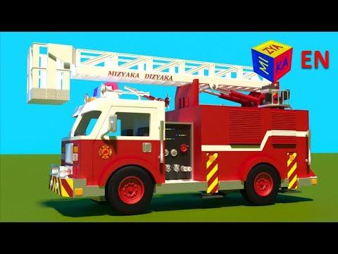 Cartone camion bimbi episodio cartone camion bimbi con camion dei pompieri. Cartone camion con canzone per bambini. cartoni infanzia video […]