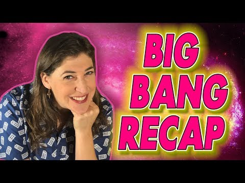 Big Bang Recap - The Celebration Reverberation  Mayim Bialik