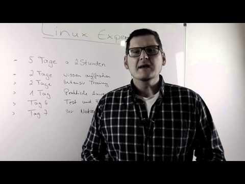 Linux Lernen - Einführung in Linux un das Linux Terminal - Linux (E) (видео)