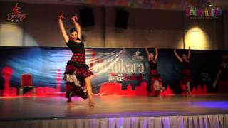 YEMAMBO LADIES SALSA SHOW   2. ANKARA DANCE FESTIVAL