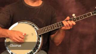 "Gotye ""Somebody That I Used To Know"" Banjo Lesson (With Tab)"