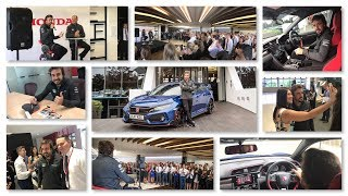 Ahead of the British Grand Prix, Fernando Alonso visited Honda Europe HQ where he took part in a Q&A on his racing life, his ambitions, magic and much more ...