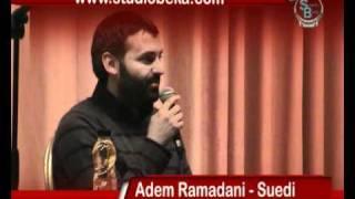 Adem Ramadani 2011 Suedi Tregon Kur Pendohet-nga Studiobeka.com