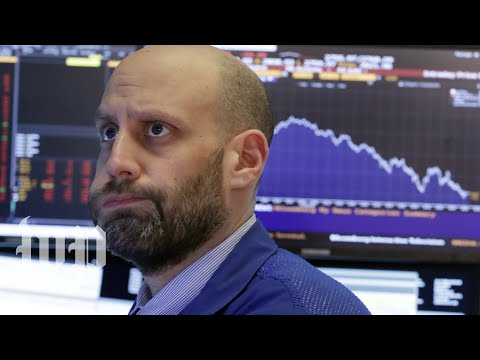 Why is the Dow Jones plunging?