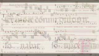 Didacticiel chant gregorien I - partie 3