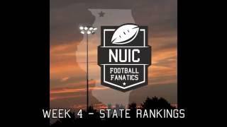 Week 4 | 1A + 2A State Rankings