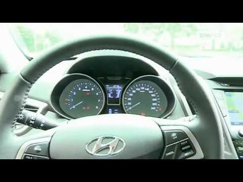 هيونداي تطرح سيارة  Veloster كوبيه رياضية جديدة (فيديو)