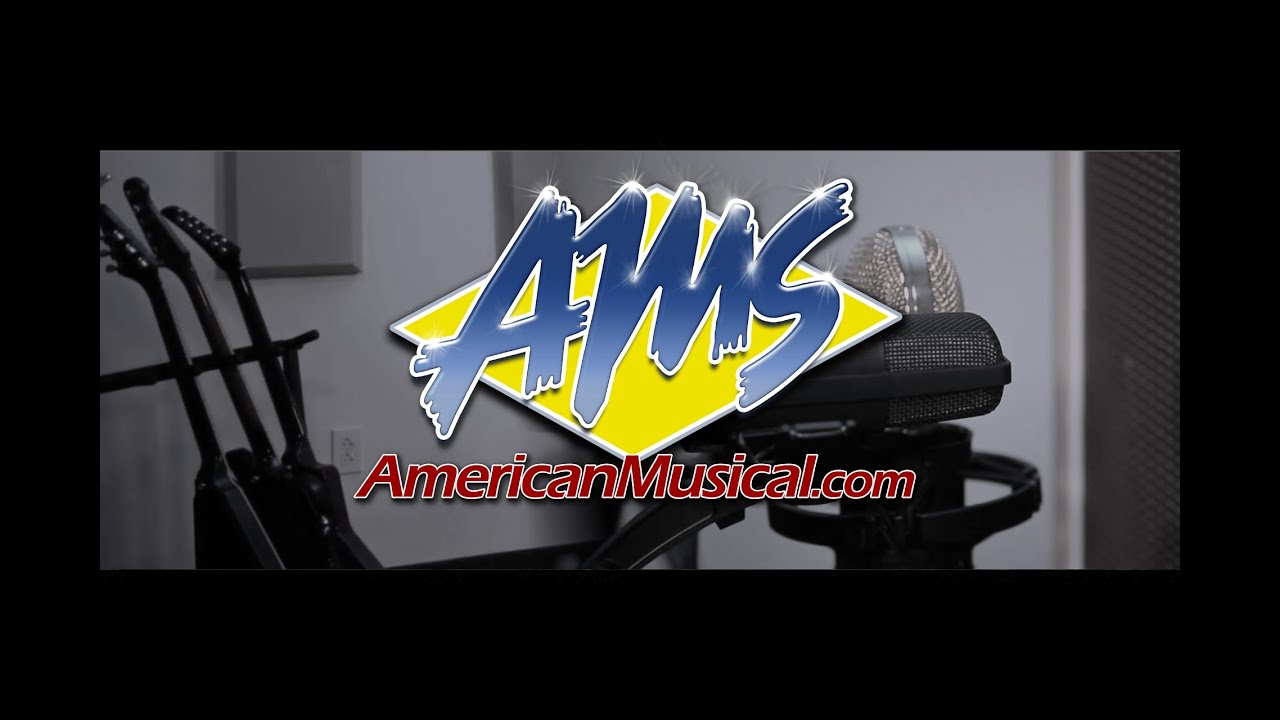 AMS Rig Rundown for Gibson 2016 Guitar Videos – GIbson 2016 Setup