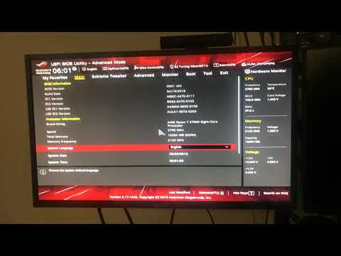 Enable Precision Boost Overdrive On An ASUS Board