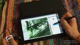 Lenovo ThinkPad Tablet 2 для художников