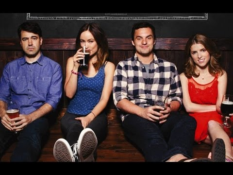 Drinking Buddies Clip 'Grown Woman'