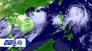 Áp thấp trên biển Đông có thể mạnh thành bão   VTC, Dự Báo Thời Tiết, Dự Báo Thời Tiết ngày mai, Dự Báo Thời Tiết hôm nay