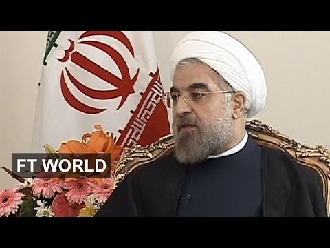 Iran - Hassan Rouhani, president of Iran, talks to Lionel Barber, the FT editor, about this week's interim agreement between Iran and world powers on curbing its nu...