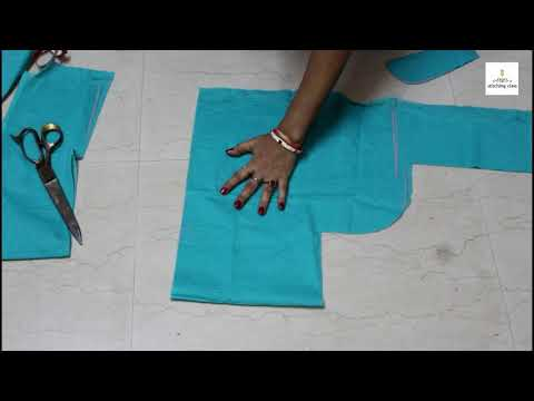 Video How to make Princess cut Blouse, Princess cut Blouse back side opening cutting #stitchingclass download in MP3, 3GP, MP4, WEBM, AVI, FLV January 2017