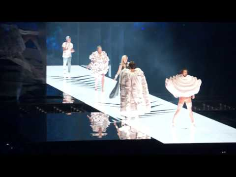 Opening of the Grand Final of Eurovision 2016 (First dress rehearsal Grand Final) (видео)