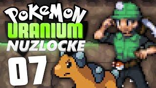 Pokémon Uranium Nuzlocke - Episode 7 | The Minecraft Gym!? by Munching Orange