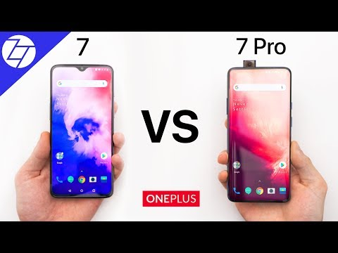 OnePlus 7 vs OnePlus 7 Pro - Which One's Worth it More?