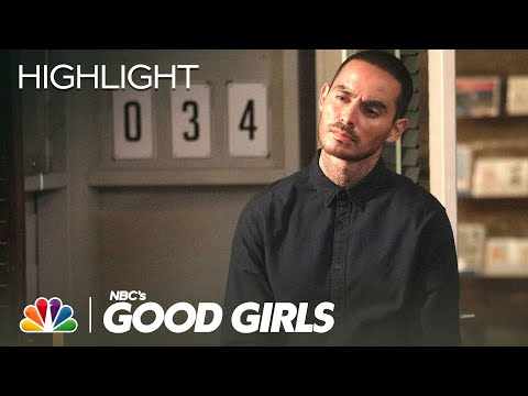 Rio Can't Keep His Eyes off Beth - Good Girls