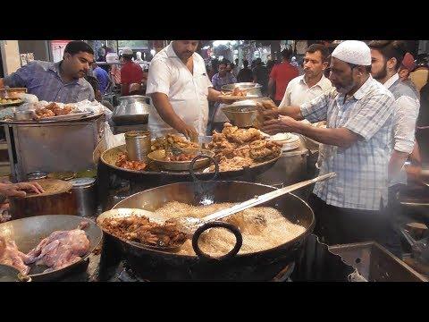Full Chicken Fry 400 Rs   Opposite Jama Masjid Delhi   Indian Street Food Loves You