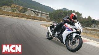 10. Honda CBR500R and CB500F   First Rides   Motorcyclenews.com