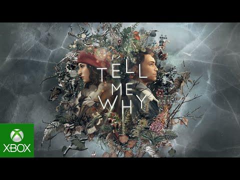 Trailer d'annonce de Tell me Why
