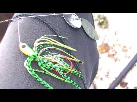 comment monter spinnerbait