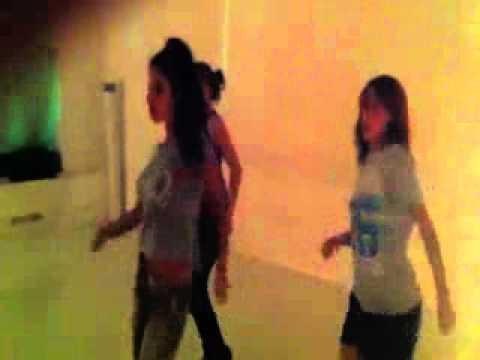 Бьянка - Репетиция перед съемками (Biankanumber1 Official Channel)