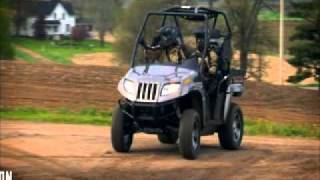 7. ARCTIC CAT PROWLER, SIDE BY SIDE, 2012 LIKE UP