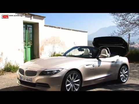 Video: Driving the BMW Z4 sDrive35i