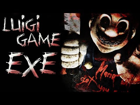 Luigi game.exe - MARIO THE KILLER
