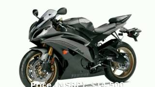 8. 2014 Yamaha YZF R6 -  superbike Specification - Motorcycle Specs