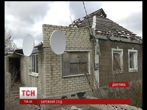 Авдіївка залишається епіцентром обстрілів на Донбасі