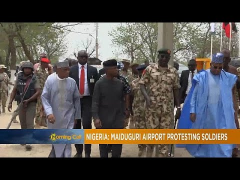 Nigeria: Soldiers' Mutiny At Maiduguri Airport [The Morning Call]