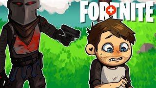 Getting INSTANTLY BMed By MARKSMAN in Fortnite: Battle Royale (Fortnite Funny Moments)