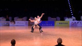 Tina Rabic & Franci Pevc - World Dance Sport Games 2013