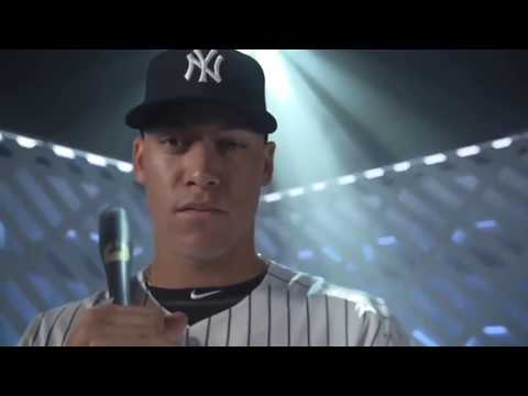 "Aaron Judge ""Hall of Fame"" Mix"
