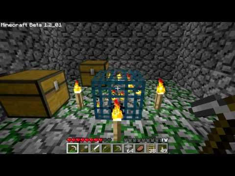 ★ Minecraft Gameplay - Digging Deep and Dungeons without Dragons!