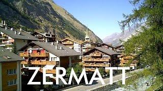 Zermatt Switzerland  City pictures : SWITZERLAND: Zermatt village [HD]