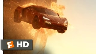 Nonton Furious 7 (5/10) Movie CLIP - Cars Don't Fly (2015) HD Film Subtitle Indonesia Streaming Movie Download