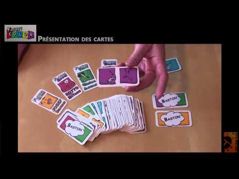 0 Présentation des cartes