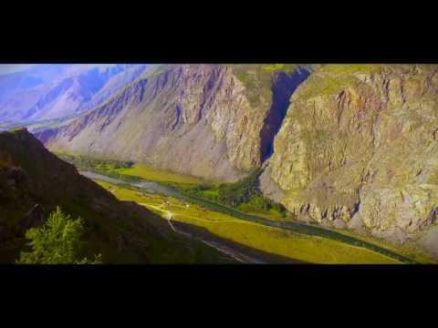 Красота Алтая обворожительна (видео)