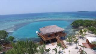 EXPERIENCE THE ULTIMATE BELIZE PRIVATE ISLAND VACATION FOR 2 WITH YOUR OWN PRIVATE ISLAND, HELICOPTER ...