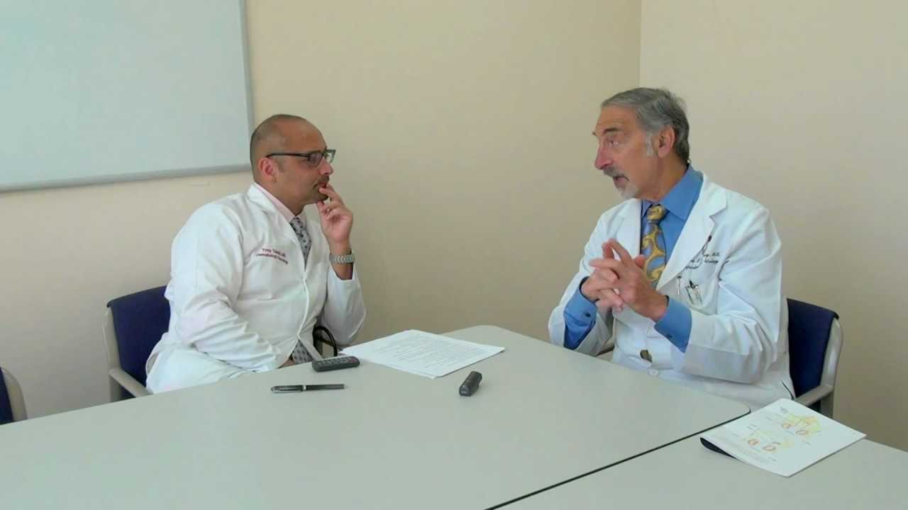 "Bladder Cancer cells|Dr. Tony Talebi discusses ""The therapy of Phase 1 to 3 Bladder Cancer cells?"""