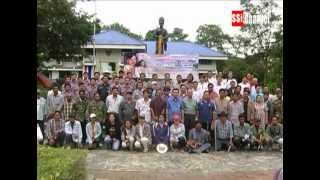 "SSI Arsa and Locals Participate in  ""Beautifying Bangsaphan Volunteering Program"""