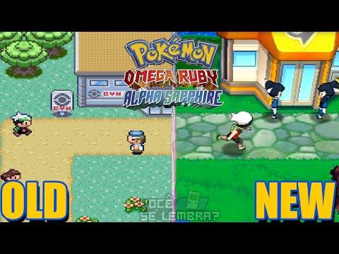 A.$.E. - FINALMENTE POVOOOOOO!!!! Hoje trazendo pra vocês o meu primeiro vídeo da demo de Pokémon Omega Ruby & Alpha Sapphire, mostrando algumas novidades, incluindo o design da nova ...