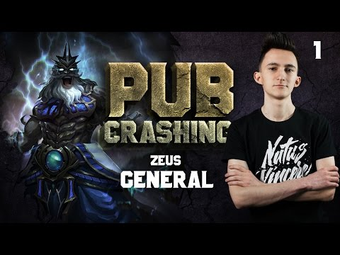 Pubs Crashing: GeneRaL on Zeus vol.1